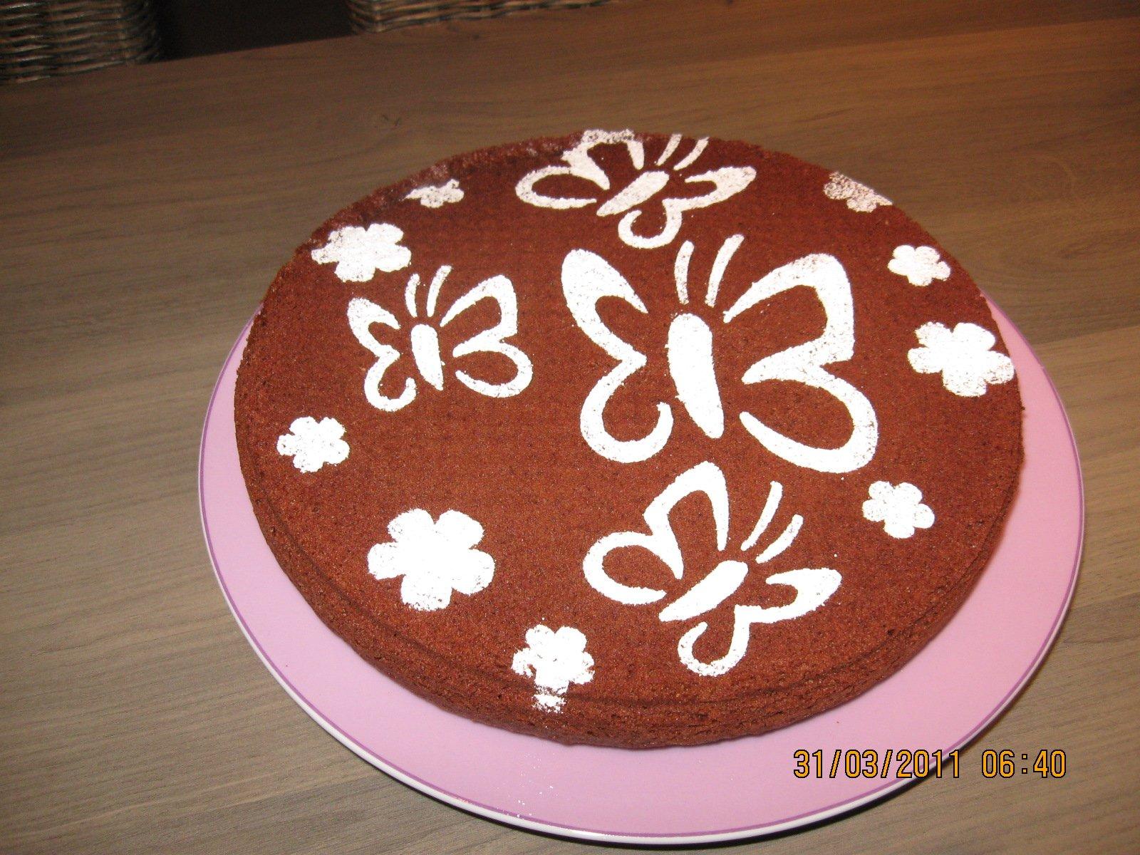 Recette gateau anniversaire fille au chocolat
